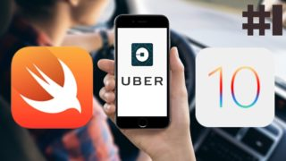 1 – Creating An Uber App In iOS10 And Swift 3 – Introduction And Creating Our UI