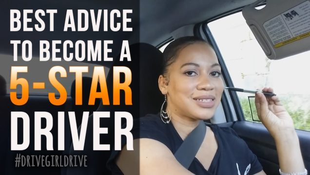 #1 Tip for Consistent 5 Star Ratings for Uber or Lyft!