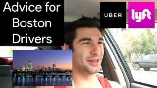 10 Tips for Uber & Lyft Drivers in Boston