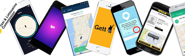 NYC driver apps