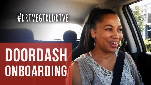Doordash Onboarding & Orientation