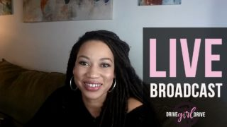 First Live Broadcast – Drive Girl Drive