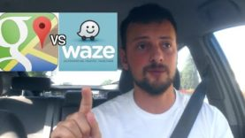Google Maps vs Waze – Which is better for Uber/Lyft Drivers ?