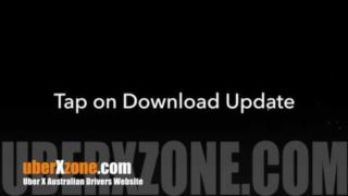 How to update Uber Partner (Drivers) App on iOS (iPhone)?
