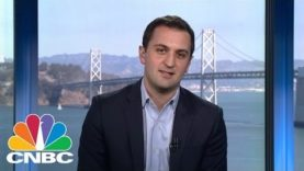 Lyft Co-Founder John Zimmer: The Future Of Ride Sharing | Mad Money | CNBC