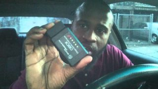 PRODUCT REVIEW:   OBDII (OBD2) DIAGNOSTIC INTERFACE —–LYFT ///UBER