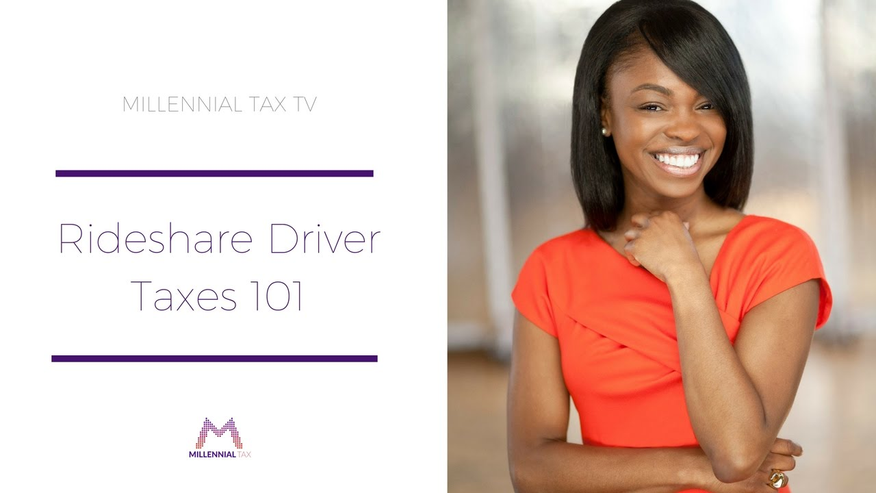 Rideshare Driver Taxes 101
