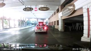 Rideshare Pickup at Venetian – Main Entrance