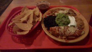 Santa Fe taqueria best deal in portland after 11 pm half price!! Love it!