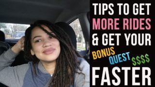 Take More Trips & Earn Your Uber/Lyft Bonus Fast