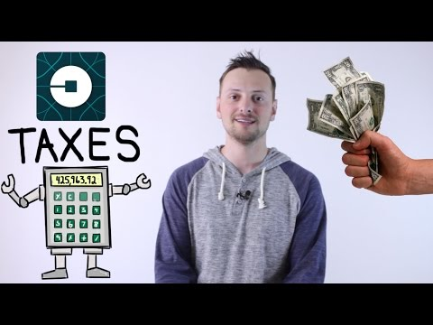 Taxes for Uber & Lyft – How Much I Paid for 2016