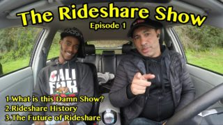 The Rideshare Show Episode 1: Intro, Rideshare History and Future