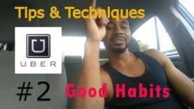 UBER and LYFT – Tip and Techniques