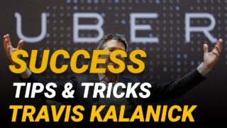 Uber CEO's Smart Success Tips and Tricks – Kalanick (@travisk)
