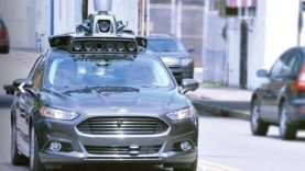 Uber Could Be First to Test Completely Driverless Cars in Public