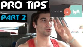 Uber & Lyft PRO TIPS (Part 2)