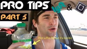 Uber & Lyft PRO TIPS (Part 5)