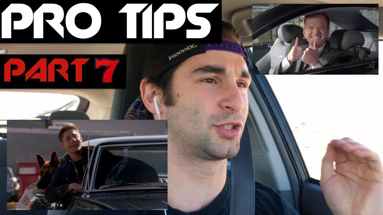 Uber & Lyft PRO TIPS (Part 7)