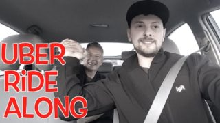 "Uber Ride Along: ""The Early Bird Gets the Worm"""