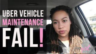 Uber Vehicle Maintenance Fail w/ Pep Boys #vlogmas 1
