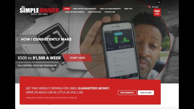 Uber Websites Are Worth $1,000's of Dollars