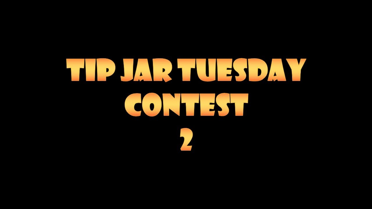 Uber/Lyft Drivers – March Tip Jar Contest 2