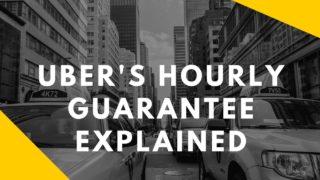 Uber's Hourly Guarantee Explained