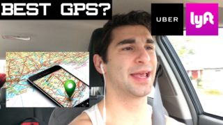 What is the BEST GPS for Uber & Lyft?