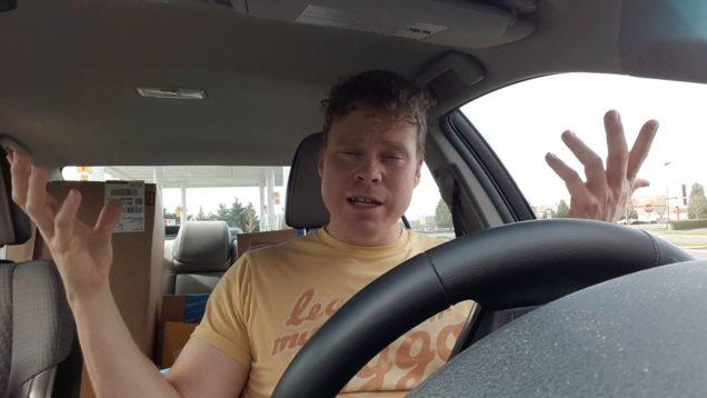 $1600 Postmates Caviar Amazon Flex Uber Lyft Driver makes record money in bad economy. How I do it!