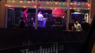 A GANGSTERS PARADISE AT THE TIN ROOF –DOWNTOWN NASHVILLE