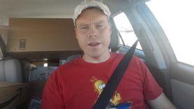 Back in AZ Thanks for all the help and advice Amazon flex Postmates Doordash uber lyft