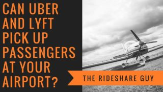Can Uber And Lyft Pick Up Passengers At Your Airport?