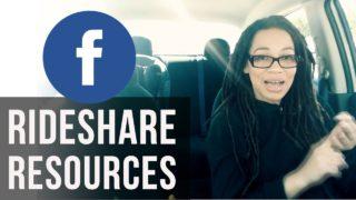 Facebook Rideshare Communities for Uber, Uber Eats & Lyft Drivers