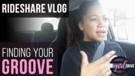 Find Your Groove With UBER, LYFT, UBER EATS etc! Vlogmas #8