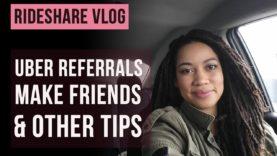 Get Uber Referrals, Make Friends & Other Ramblings!