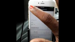 How to navigate Uber partners app