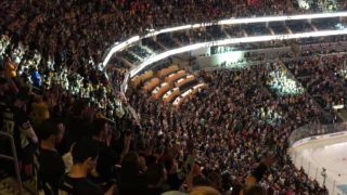 I was There!–Pittsburgh Penguins win the Stanley Cup in 2016