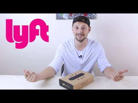 New Lyft Amp Unboxing & Review