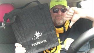 POSTMATES — WHY I THINK IT SUCKS!!