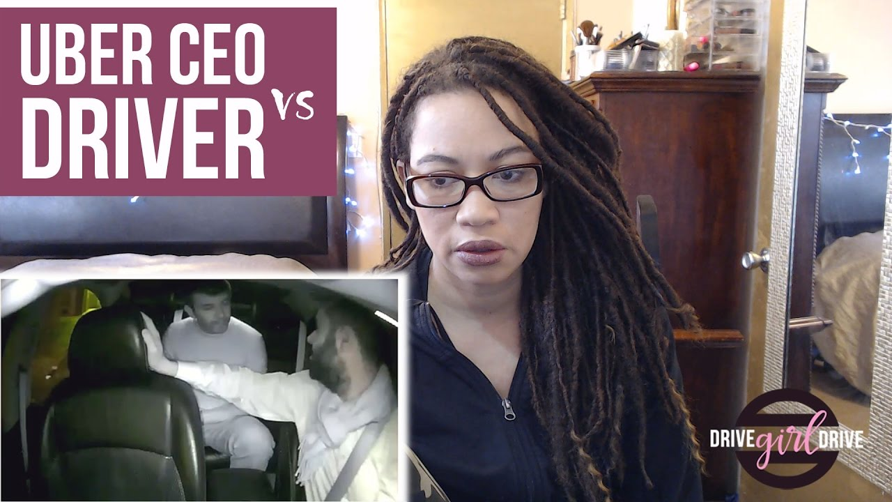 Reaction Video: Uber CEO Travis Kalanic vs Driver & My Thoughts