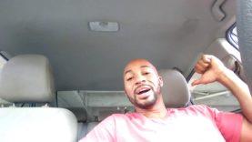 This Atlanta driving! SMH….