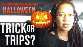 Trick or Trips — Am I Driving Uber This Halloween?