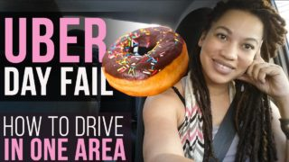 UBER Donut Day Fail & Drive in A Specific Area