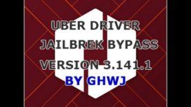 Uber Driver / Partner - Jailbreak Detection Bypass / Hack