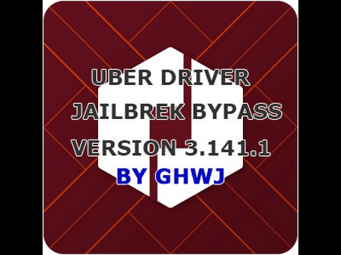 Uber Driver / Partner - Jailbreak Detection Bypass / Hack
