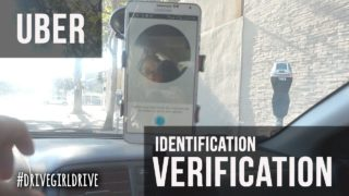 Uber Identification Verification :: My First Time!