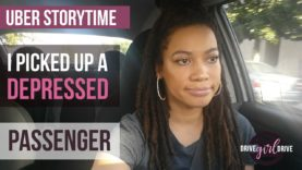 Uber Storytime: That Time I Picked Up A Depressed Passenger