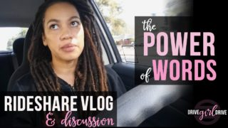 UBER Vlog: The Power of Words