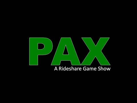 Uber/Lyft Drivers – PAX – A Rideshare Game Show – Season 1 Recap