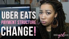 Vlog: UBER EATS LA Pay Structure Change – vlogmas #3